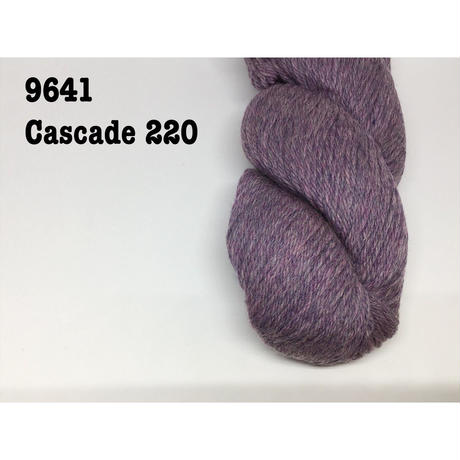[Cascade] Cascade 220 - 9641(Purple Tourmaline)
