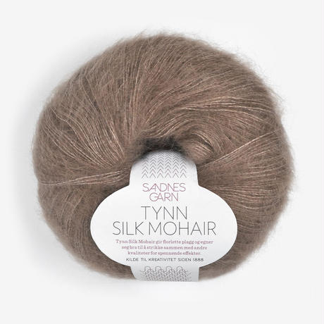 [Sandnes] Tynn Silk Mohair - 3161