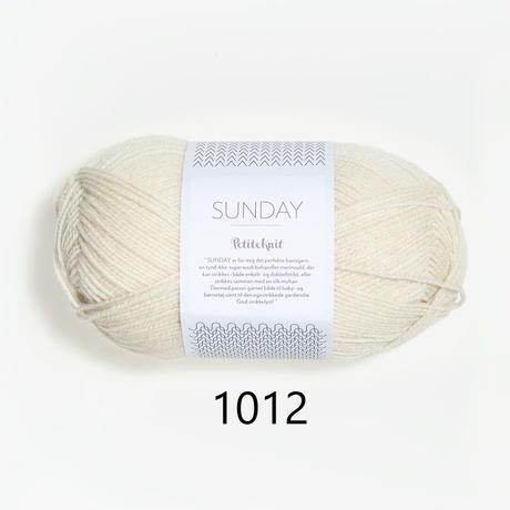 [K2tog] 翻訳編図付キット K21-035 September Slipover (L-2XL size)