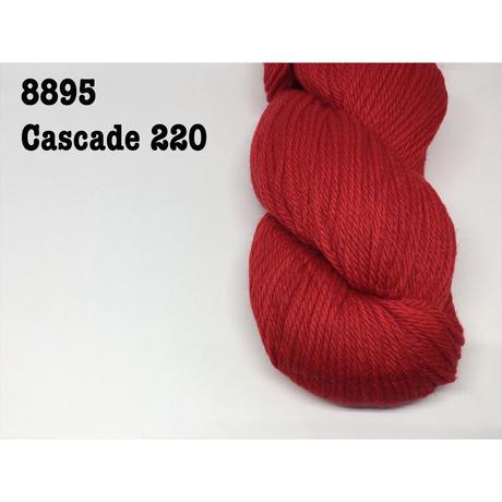 [Cascade] Cascade 220 - 8895(Christmas Red)