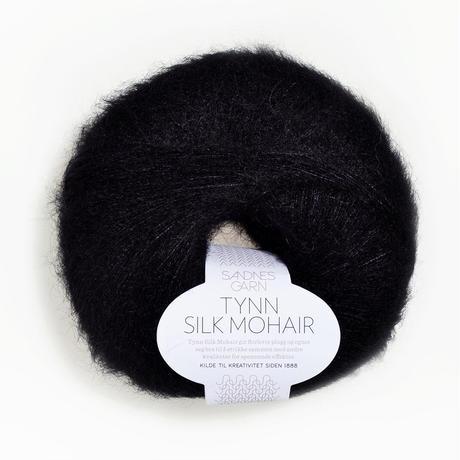 [Sandnes] Tynn Silk Mohair - 1099