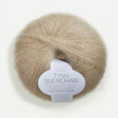 [Sandnes] Tynn Silk Mohair - 3021
