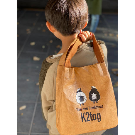 [K2tog] Original 3way bag