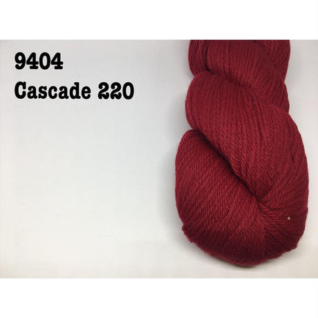 [Cascade] Cascade 220 - 9404(Ruby)