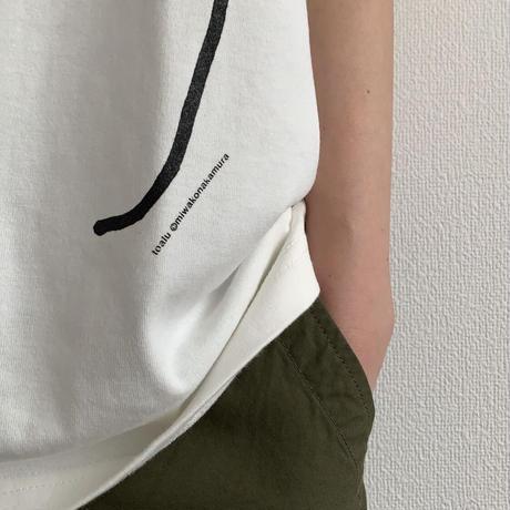 《toalu×miwakonakamura》オリジナルTシャツ size M