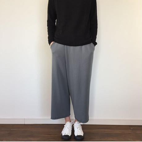 《evam eva》high twist cotton pants