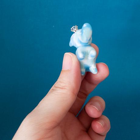 おうぞくの こぞう | 小さな象の置物 各1,000円