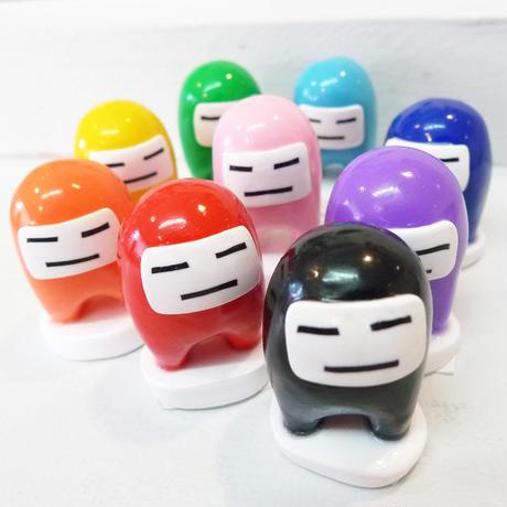 【チームスタンド 】イロオトコシリーズ 全9色 各800円