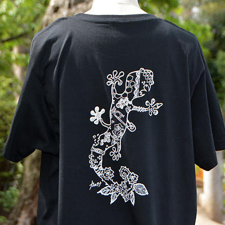 カベチョロTシャツ 黒