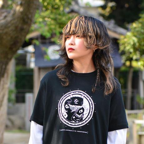 マタアヲウネコTシャツ(フリマ)