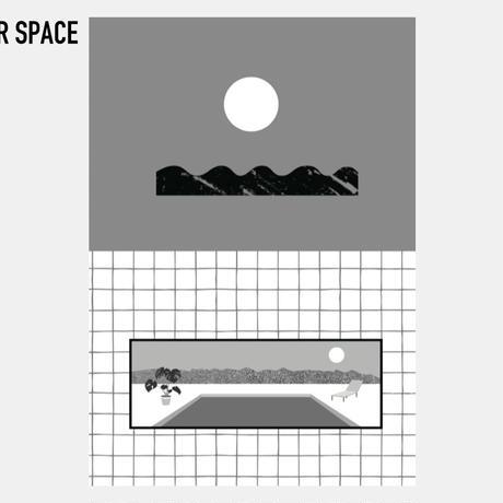 ポスター   -SPACE-
