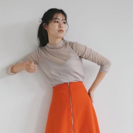 【予約商品】010434 / シアーメロウブラウス