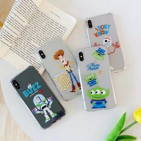 輸入雑貨トイストーリー 仲間たち ディズニー iphone XR XsMAX 最大種類 iphone 8 7 6 6 s  Toy7