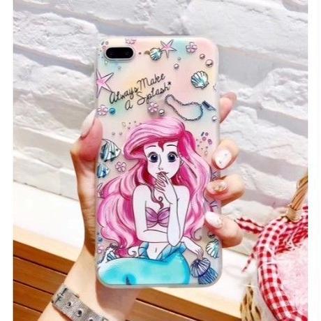 344681d65b ... 輸入雑貨 ディズニー プリンセス ケータイカバー iphone X 最大種類 iphone 8 7 6 6 s ...