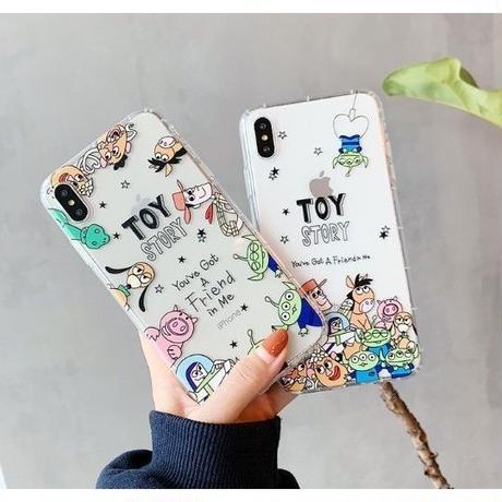 輸入雑貨 ディズニー トイストーリー 仲間たち iphone XR XsMAX 最大種類 iphone 8 7 6 6 s ピクサー Toy3