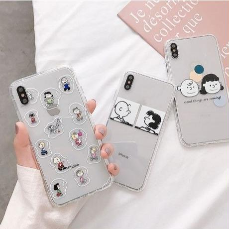 輸入雑貨 ピーナッツ FRIEND スヌーピー iphone XR XsMAX 最大種類 iphone 8 7 6 6 s-plus 3デザイン