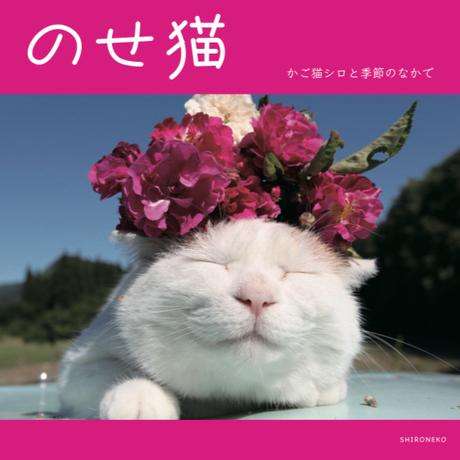 【3月8日発売】のせ猫 〜かご猫シロと季節のなかで〜