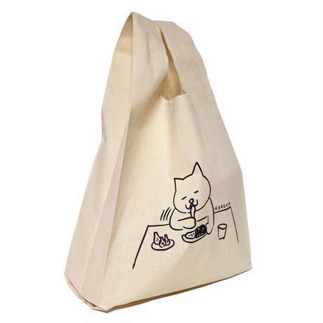 Cotton Marche Bag