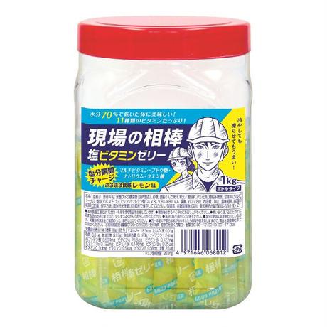 現場の相棒 現場の相棒 塩ビタミンゼリー 1ケース