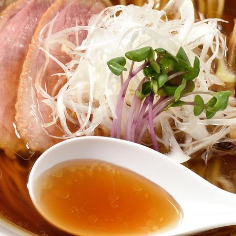 中華ソバ  4食セット  (中華ソバ ビリケン )  BC04