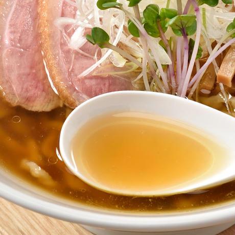 手揉み中華ソバ  8食セット  (中華ソバ ビリケン )  BTC08