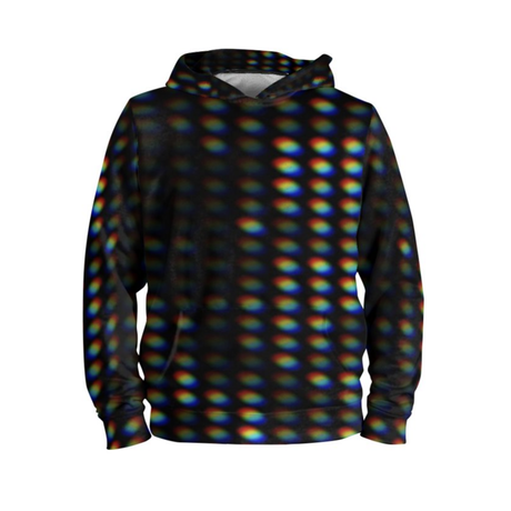 Color Shift Hoodie