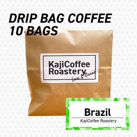 ドリップバッグコーヒー(10個)ブラジル