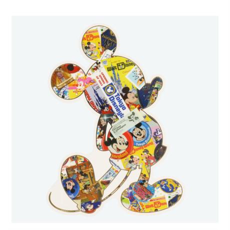 ディズニーリゾート ミッキー生誕90周年グッズ ミッキーマウス ポストカード