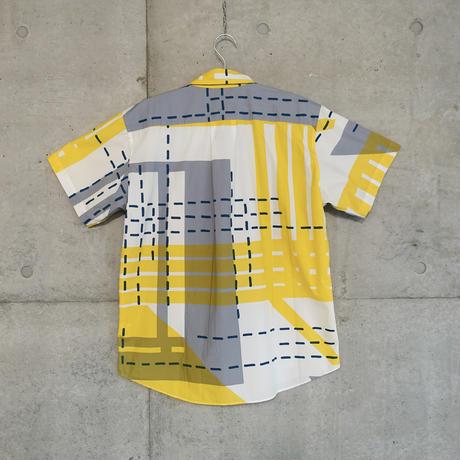 半袖シャツ『コート』キイロ_6