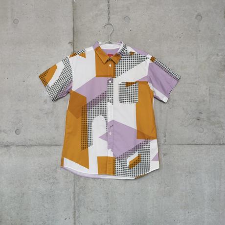 半袖シャツ『フルイマチ』オレンジ_3