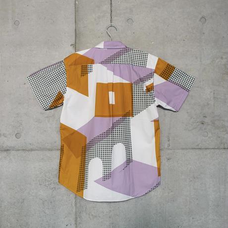 半袖シャツ『フルイマチ』オレンジ_6