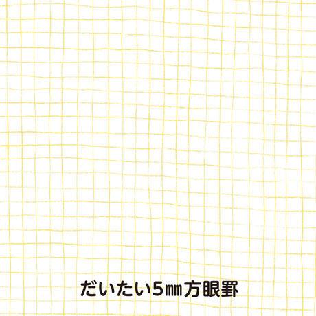 いいかげんノート(方眼罫線・A5サイズ) レギュラー、なつみかん