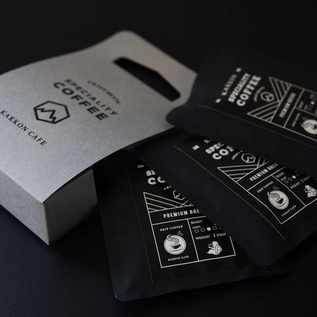 スペシャリティーコーヒー ドリップバッグ (3バッグセット)