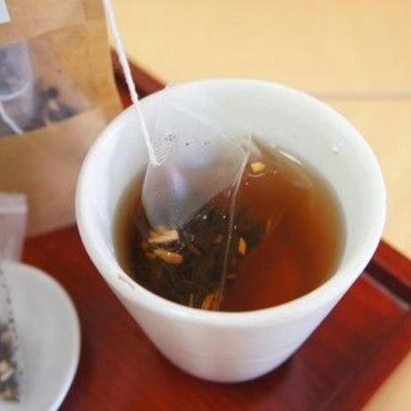 メグスリノキになる茶 9ティーバッグ入り1袋(国産ブルーベリー入り)
