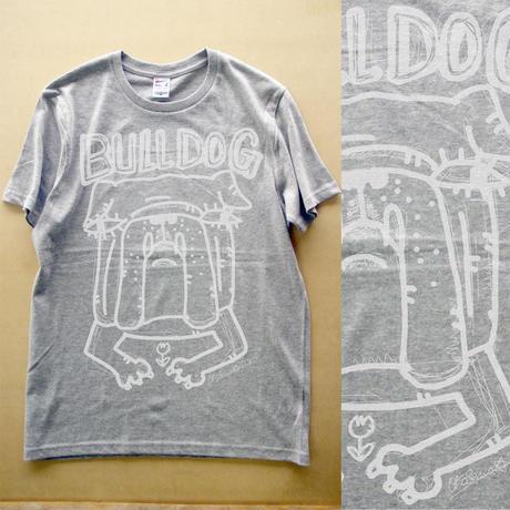 ブルドッグTシャツ しっかりタイプ