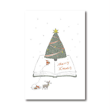 クリスマスツリーのおはなし