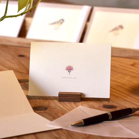 小鳥のカード「ブッポウソウ 」