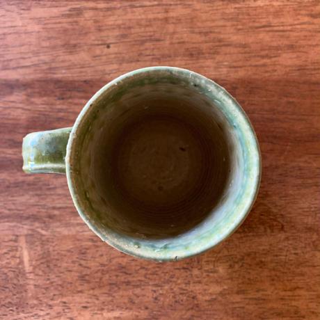 しのぎマグカップ(筒タイプ)