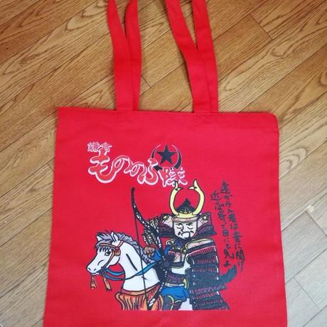 鎌倉もののふ隊オリジナル キャンバストートバッグ