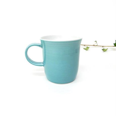 【波佐見焼】キーポマグカップ  ◆  魔法瓶みたいな二重構造マグカップ