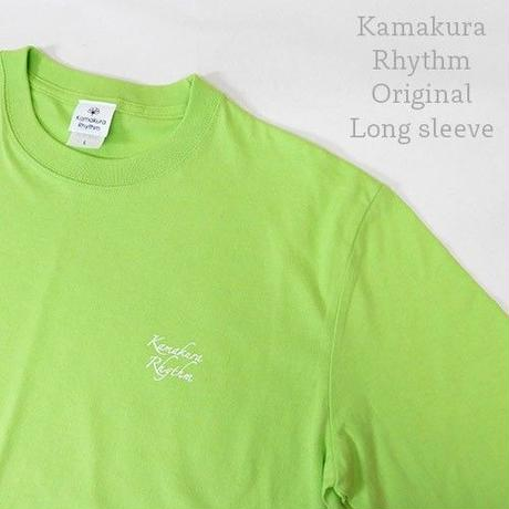 【Kamakura Rhythm】鎌倉リズム  オリジナル ロングスリーブ  ◆  オールシーズン使える定番アイテム
