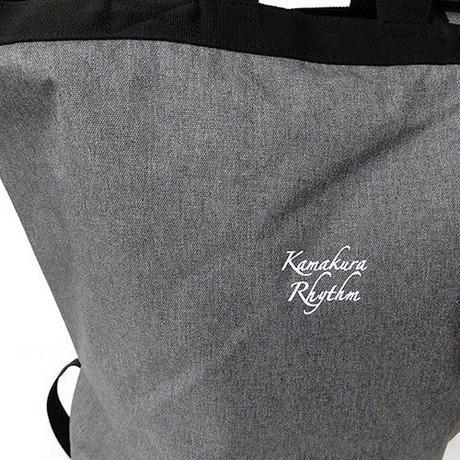 【Kamakura Rhythm】 鎌倉リズムオリジナル2WAYデイバッグ ◆  軽量&タフ、大容量でもスタイリッシュに