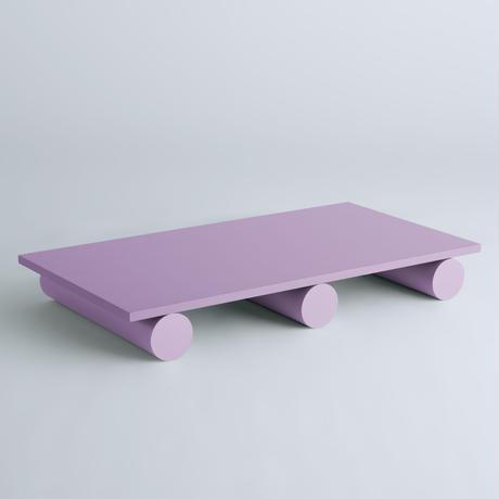 TSUTSU DAY BED Purple