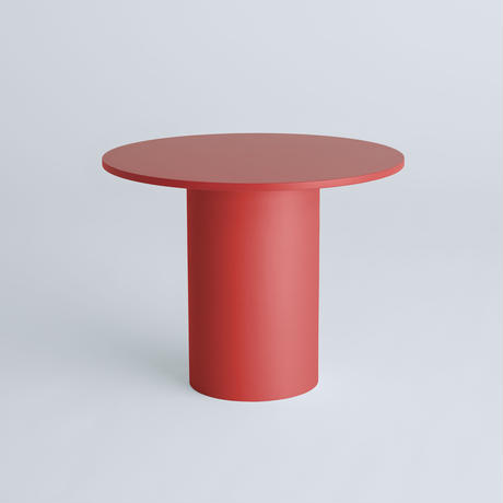 TSUTSU DINING TABLE Red