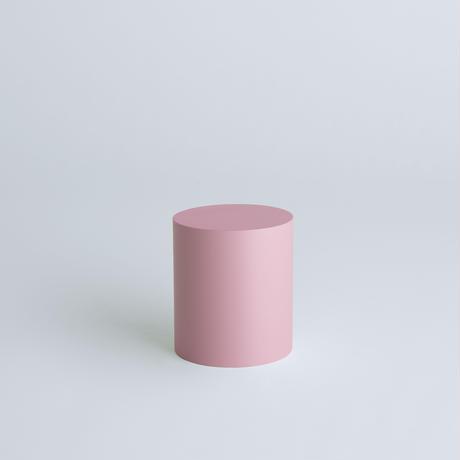 TSUTSU STOOL 450 Pink