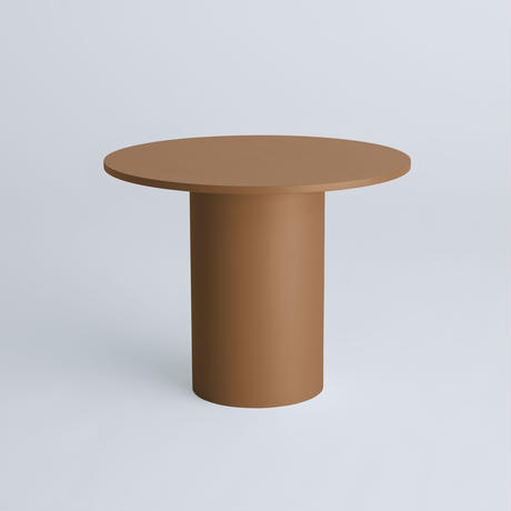 TSUTSU DINING TABLE Brown