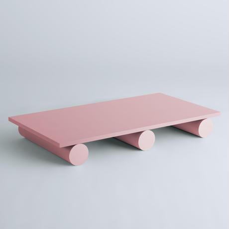TSUTSU DAY BED Baby Pink