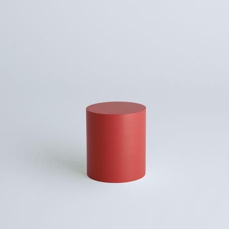 TSUTSU STOOL 450 Red