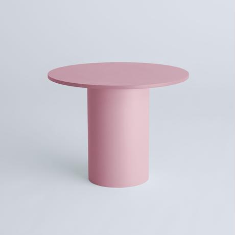 TSUTSU DINING TABLE Pink