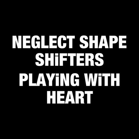 「NEGLECT SHAPE SHiFTERS Limited Black」TSUTSU STOOL 700
